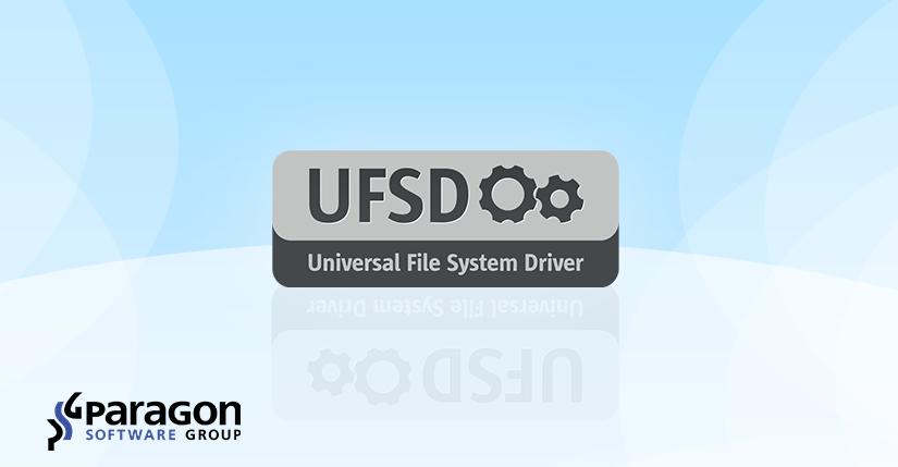ReFS Support UFSD Paragon