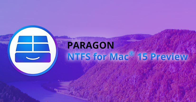 NTFS For Mac 15 Preview: A New Perspective on Windows Partitions